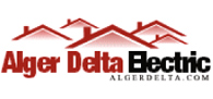 Alger Delta Cooperative Electric Association logo - links to Home