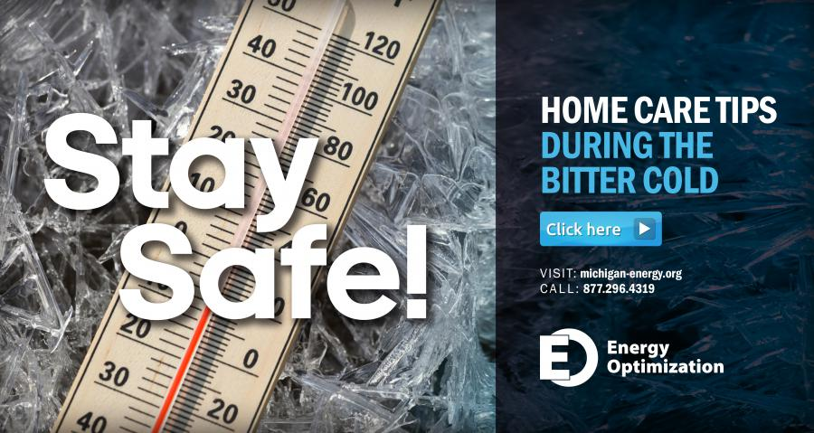 Home care tips during bitter cold
